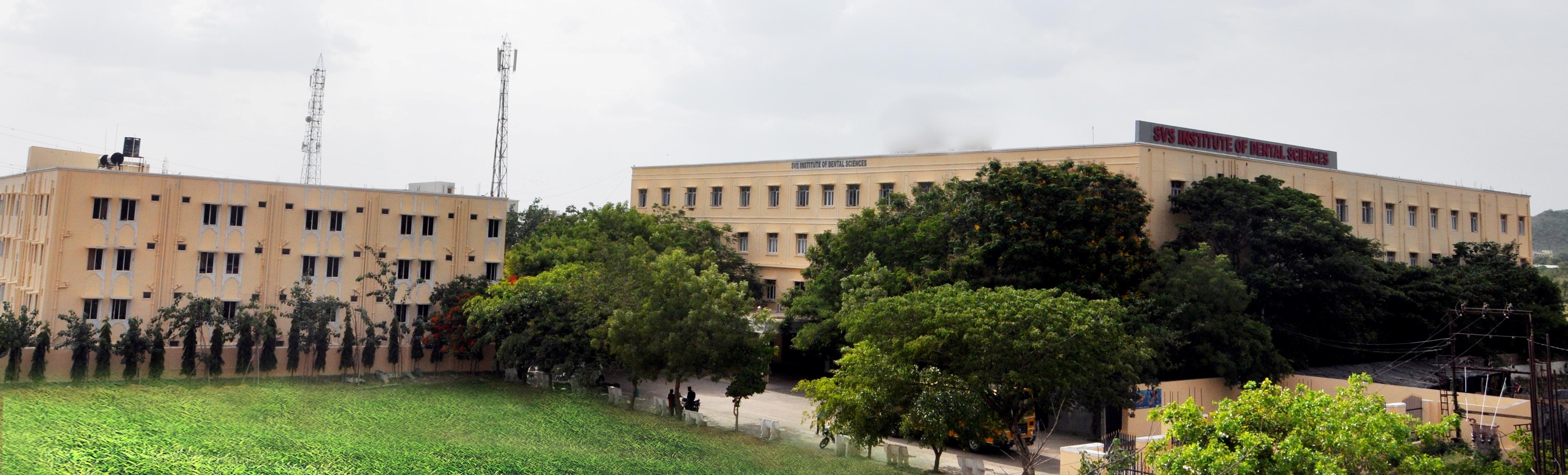 Sri Venkata Sai Institute Of Dental Sciences Mahabubnagar