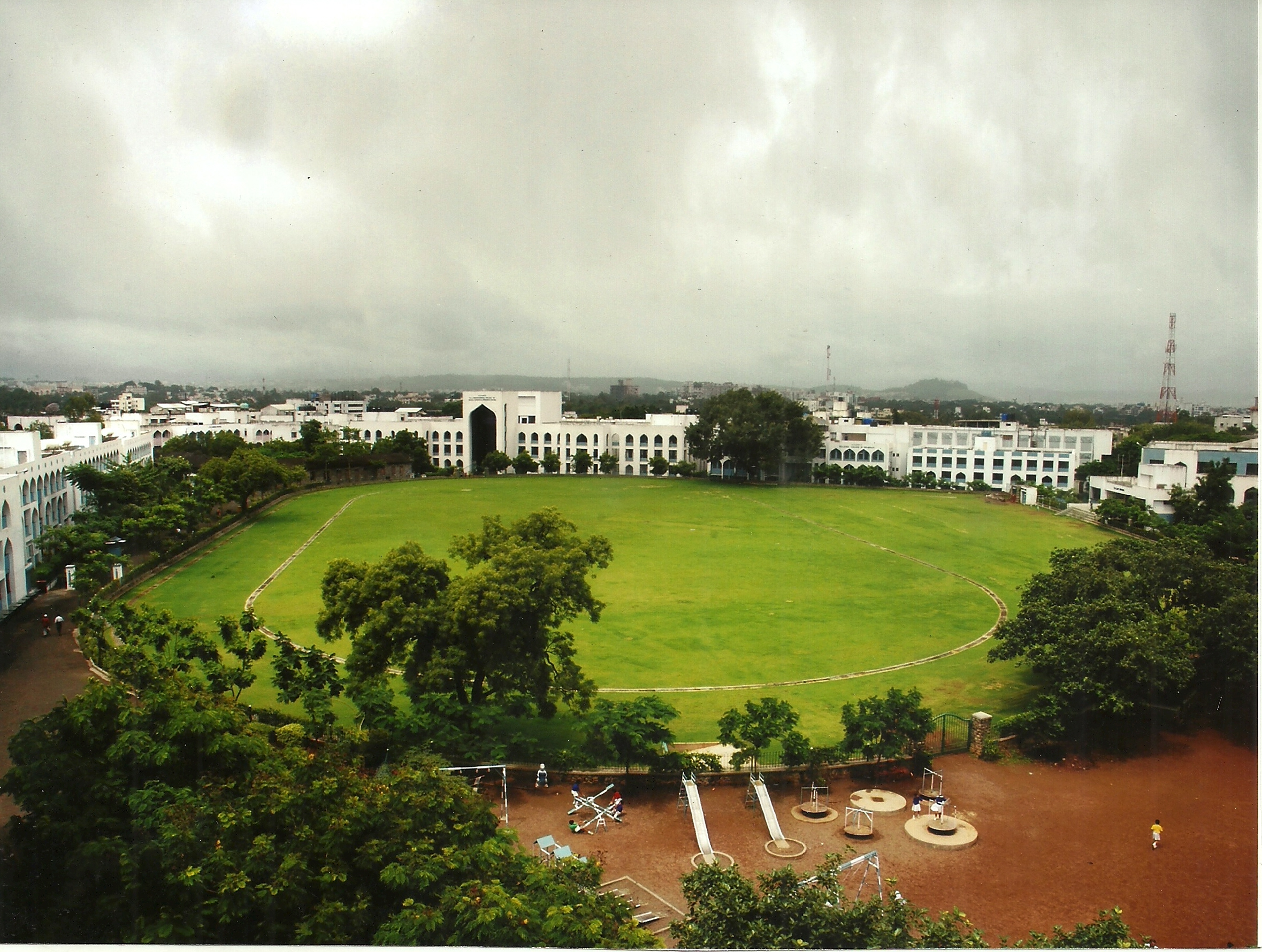 Ma Rangoonwala College Of Dental Sciences And Research Centre Pune