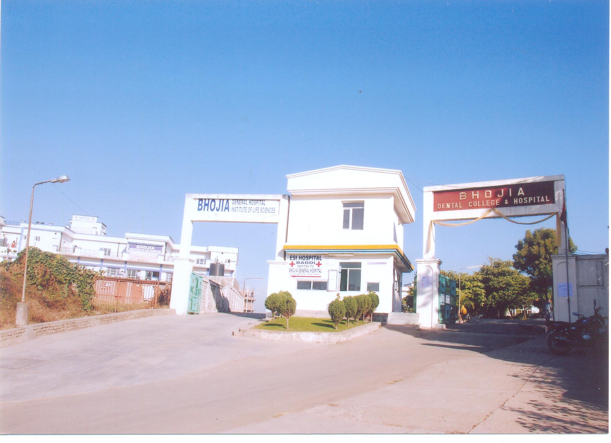 Bhojia Dental College & Hospital Solan
