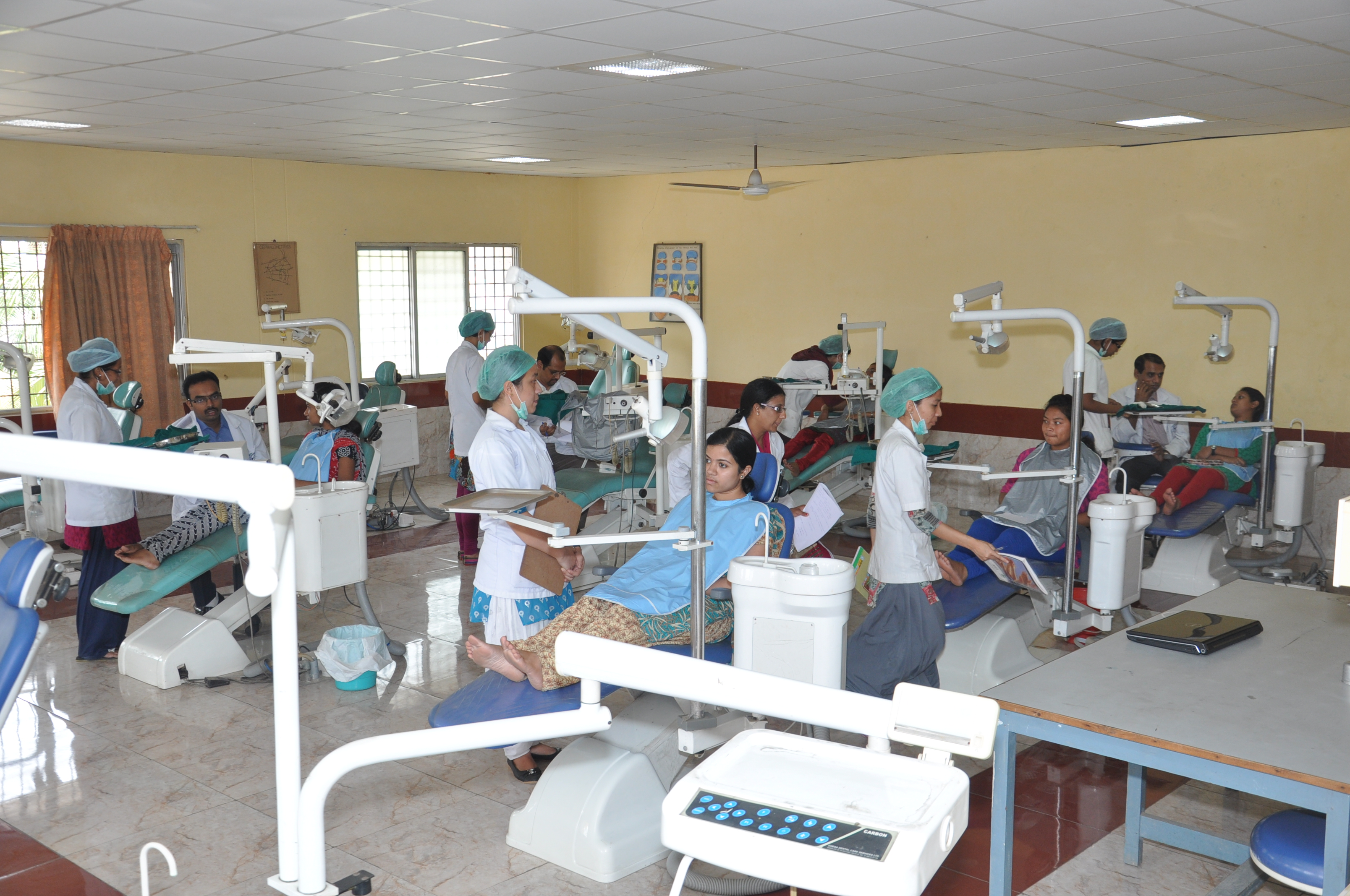 Rajarajeswari Dental College & Hospital Bangalore