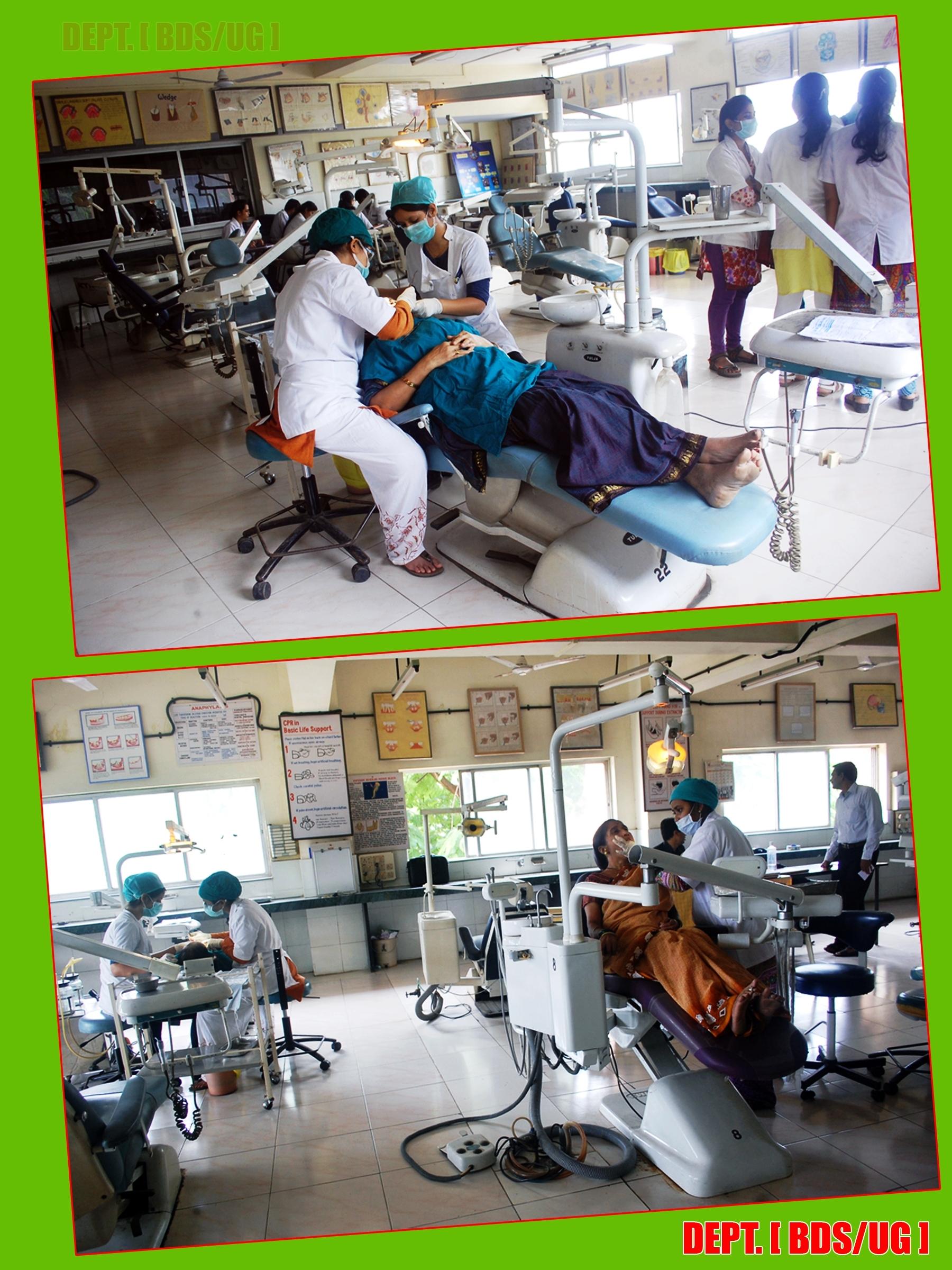 Mahatma Gandhi Vidyamandir�s, Karmaveer Bhausaheb Hiray, Dental College And Hospital, Panchavati, Nashik - 422003. Nashik