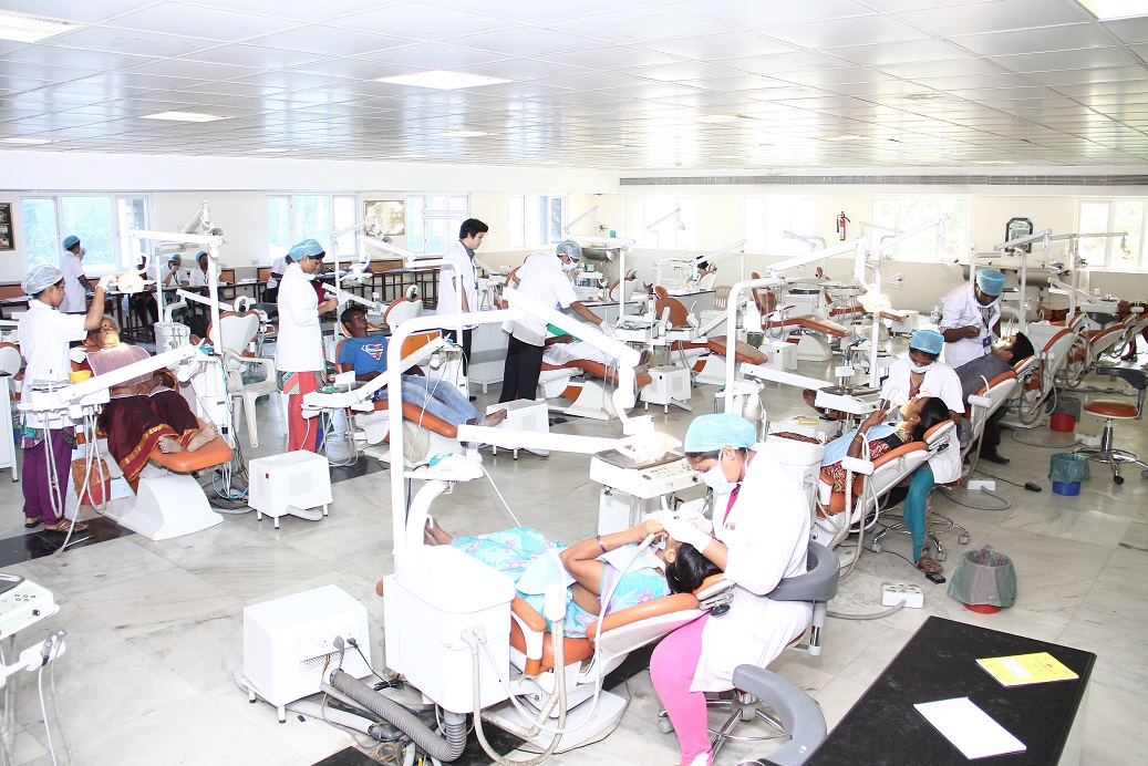 Sri Ramachandra Dental College & Hospital Kanchipuram