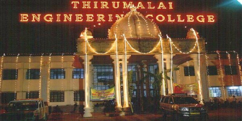 Thirumalai Engineering College (TEC) Kanchipuram
