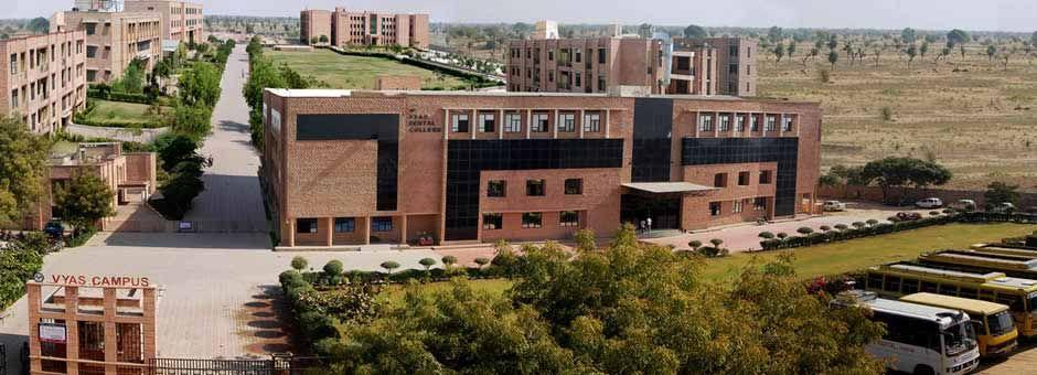 Vyas Institute Of Engineering And Technology (VIET) Jodhpur