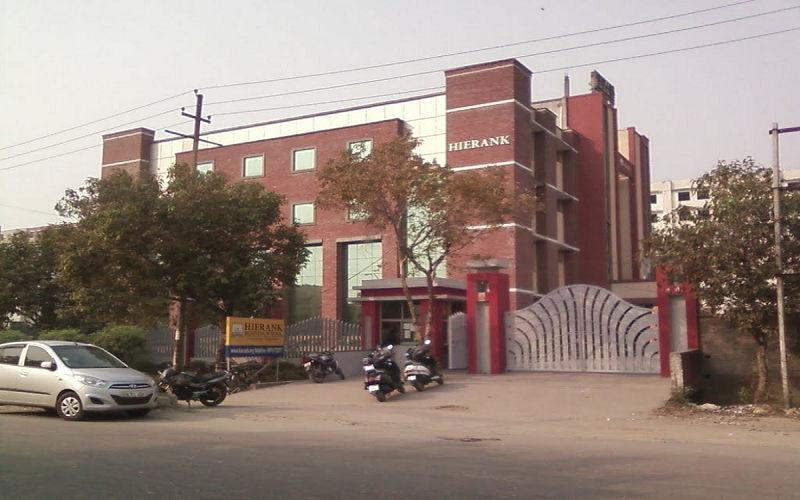 Fee Structure of Hierank Business School (HIERANK) Gautam Buddha Nagar