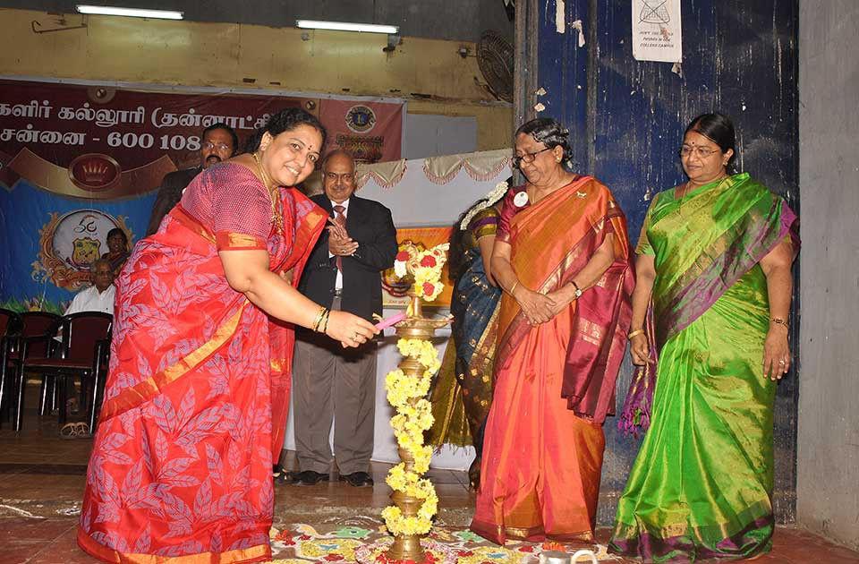 Bharathi Womens College (BWC) Chennai