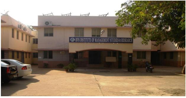 Rvs Institute Of Management Studies And Research (RVSIMSR) Coimbatore