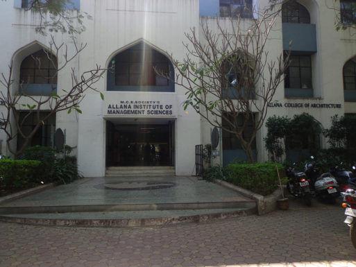 Allana Institute Of Management Sciences Pune