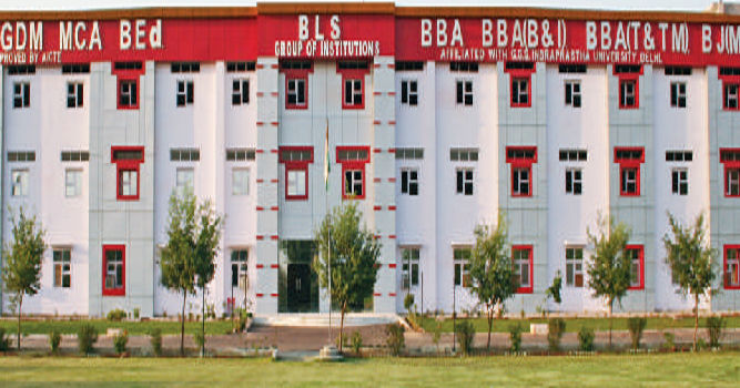Bls Institute Of Management (BLSIM) Ghaziabad