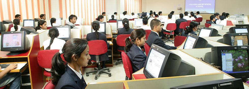 Chandigarh Business School Of Administration (CBSA) Mohali