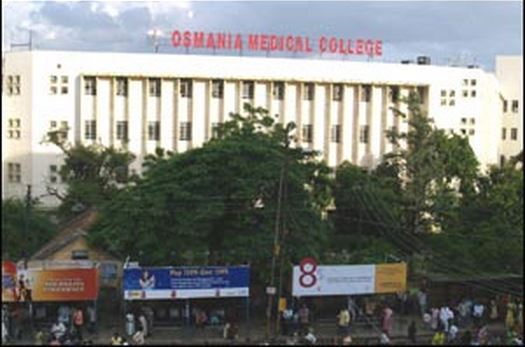 Fee Structure of Osmania Medical College (OMC) Hyderabad