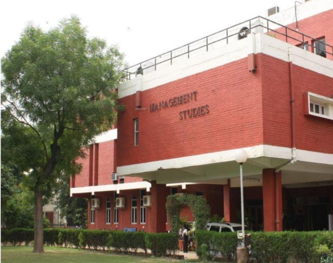 Faculty Of Management Studies (FMS) Delhi