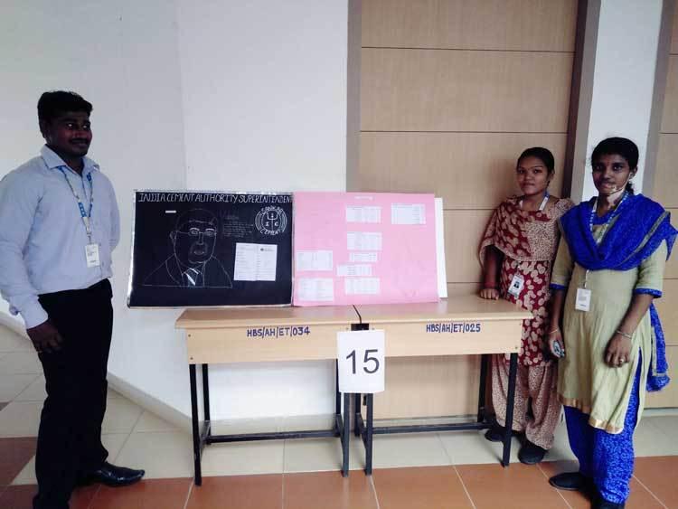 Hallmark Business School (HBS) Tiruchirapalli