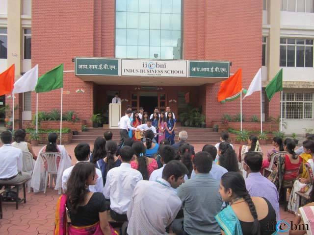 Iiebm Indus Business School (IIEBM IBS) Pune