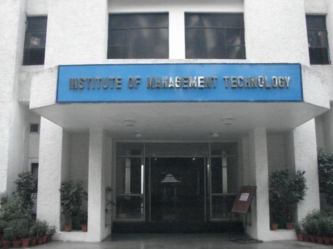 Institute Of Management Technology (IMT) Ghaziabad