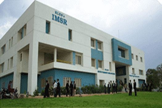 Kle Societys Institute Of Management Studies And Research, Hubli (IMSR) Dharwad