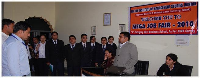 Mr Dav Institute Of Management Studies Rohtak