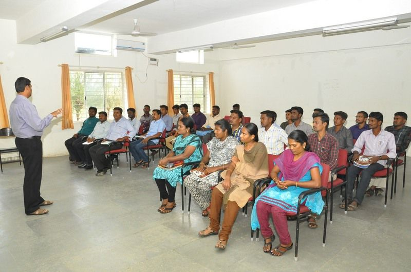 Rkkr School Of Management Studies (RKKRBS) Salem