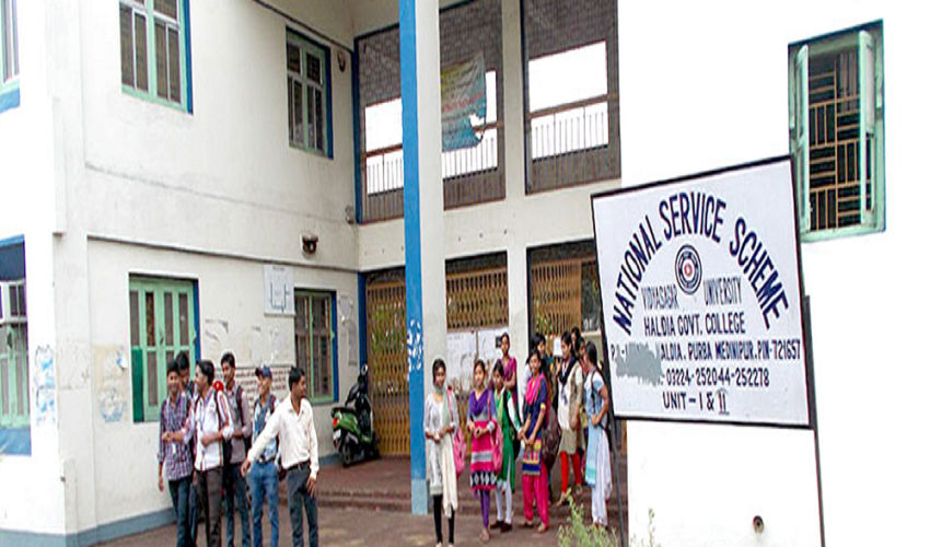 Haldia Government College Midnapore
