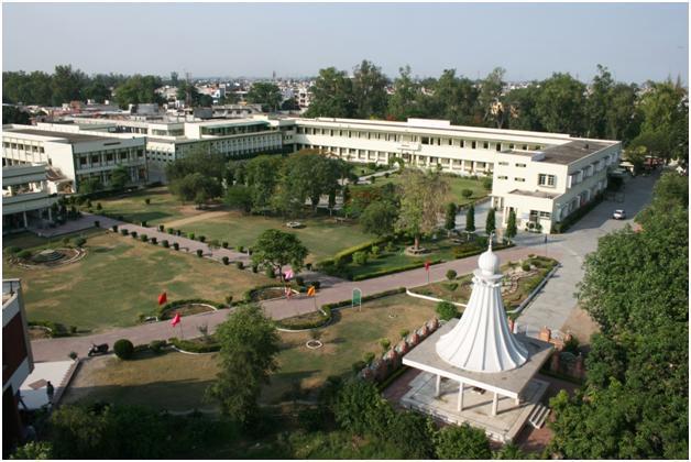 Hans Raj Mahila Maha Vidyalaya (HRMMV) Jalandhar