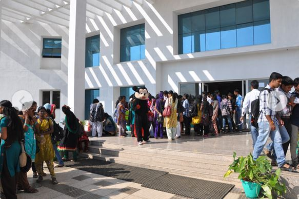 Sasi Creative School Of Business (SCSB) Coimbatore