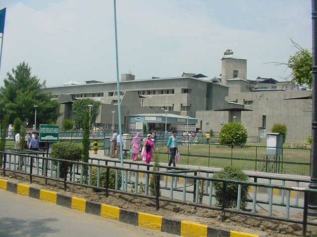 Sher E Kashmir Institute Of Medical Science (SKIMS) Srinagar