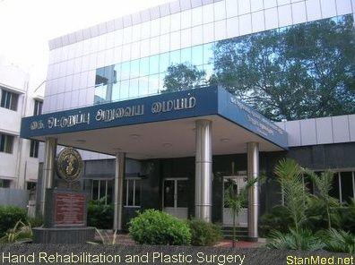 Stanley Medical College Chennai