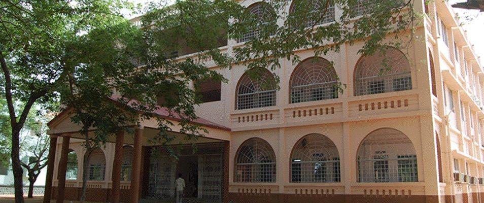 Avvm Sri Pushpam College, Thanjavur Thiruvarur