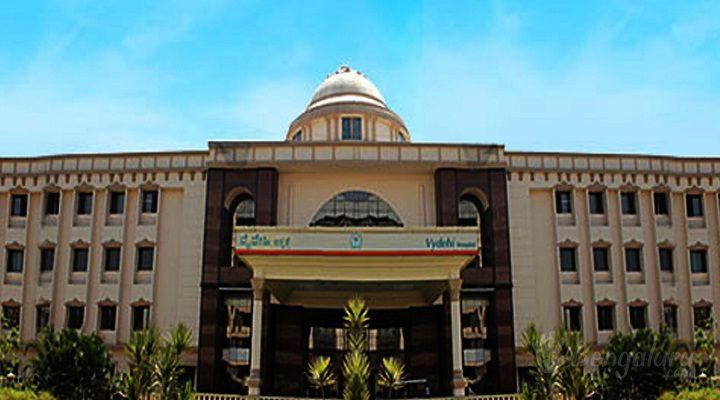 1707-806768 Vydehi Medical College Application Form on