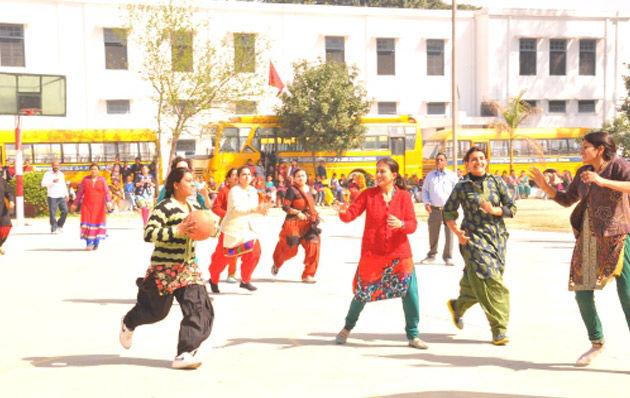 Kanya Maha Vidyalaya (KMV) Jalandhar