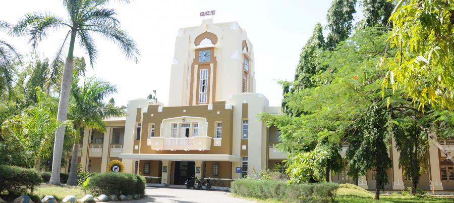 Government College Of Technology (GCT) Coimbatore