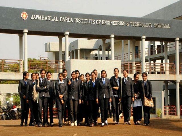 Jawaharlal Darda Institute Of Engineering And Technology (JDIET) Yavatmal