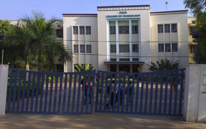 Psg College Of Technology (PSGTECH) Coimbatore