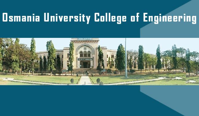 University College Of Engineering Osmania University (UCE) Hyderabad