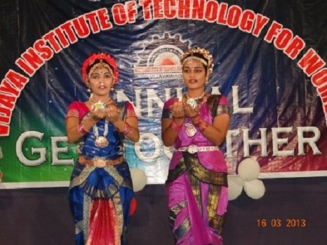 Vijaya Institute Of Technology For Women, Vijayawada (VITW) Krishna