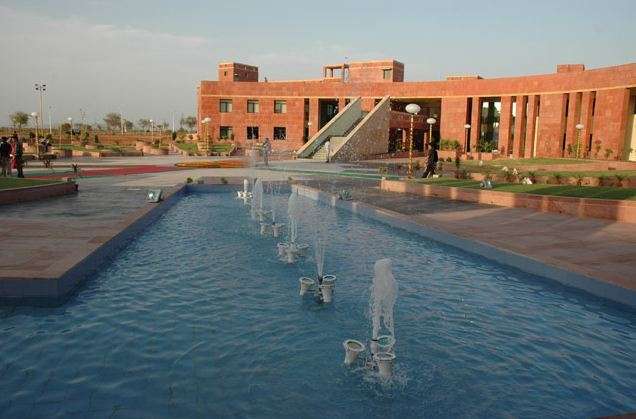 The Lnm Institute Of Information Technology (LNMIIT) Jaipur