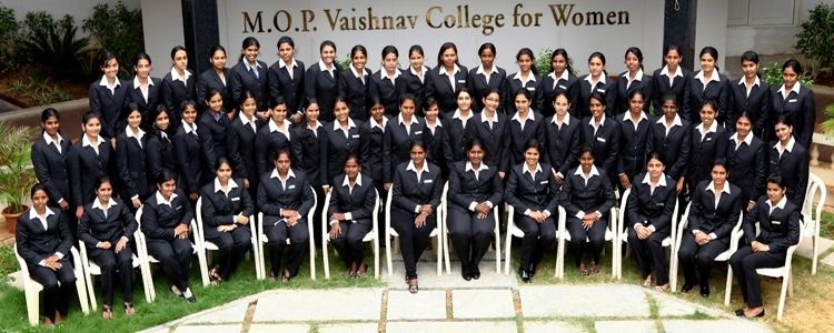 Mop Vaishnav College For Women Chennai