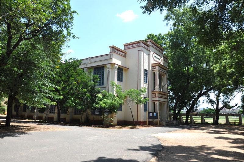 Madura College Madurai