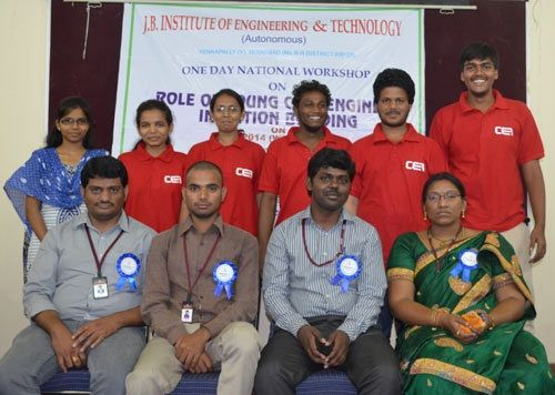 Jb Institute Of Engineering And Technology (JBIET) Hyderabad