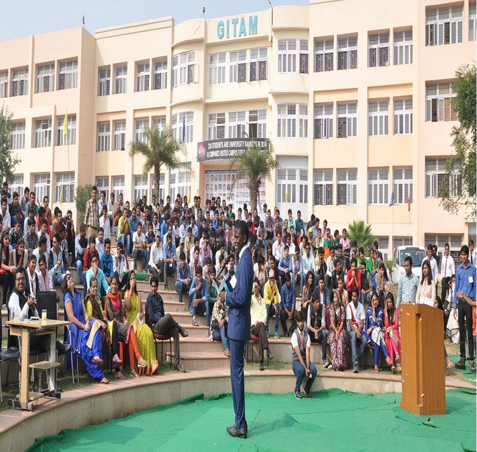 Fee Structure Of Ganga Institute Of Technology And