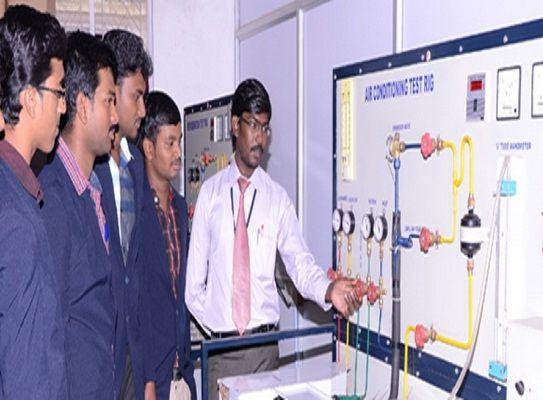 Scad Engineering College Tirunelveli