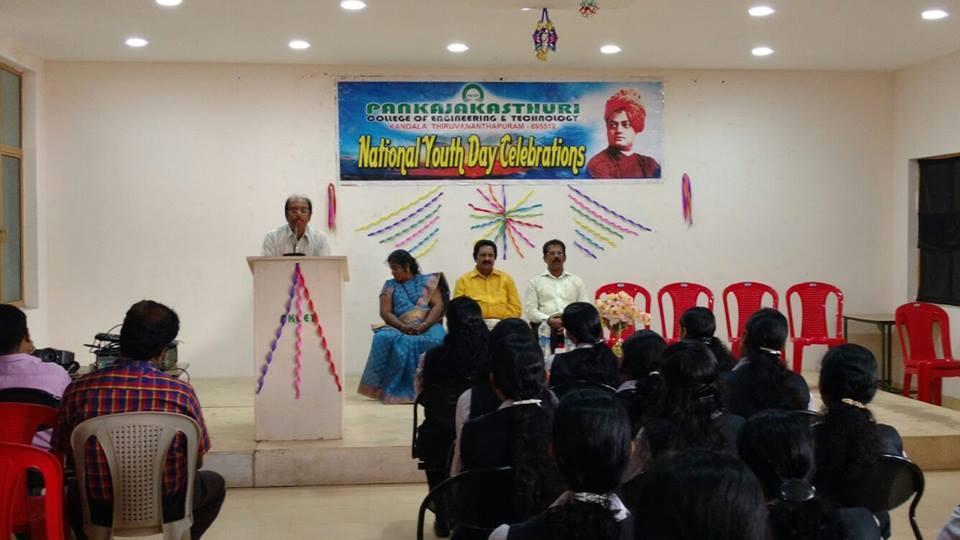 Pankajakasthuri College Of Engineering And Technology (PKCET) Thiruvananthapuram