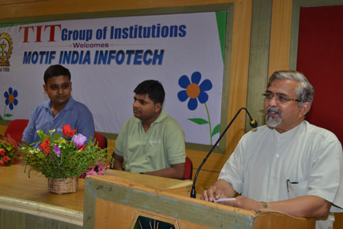 Technocrats Institue Of Technology And Science (TITS) Bhopal