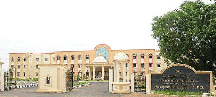 University College Of Engineering Anna University (UCEV) Viluppuram