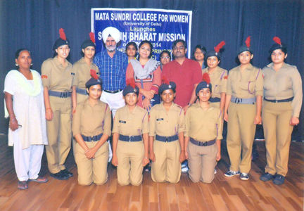 Mata Sundri College For Women, New Delhi Delhi