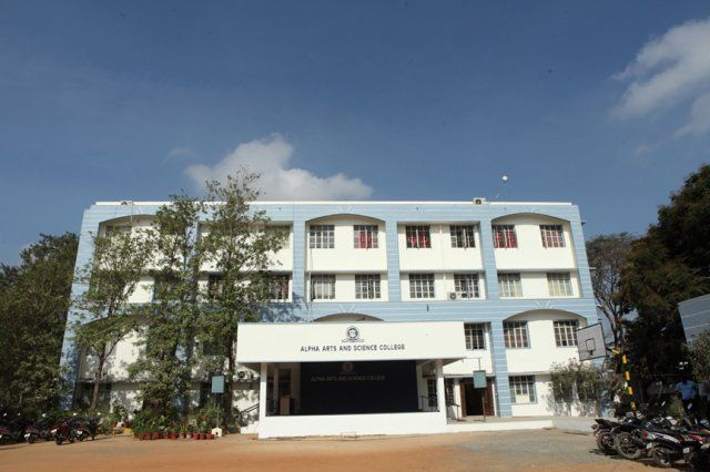Alpha Arts And Science College (AASC) Chennai