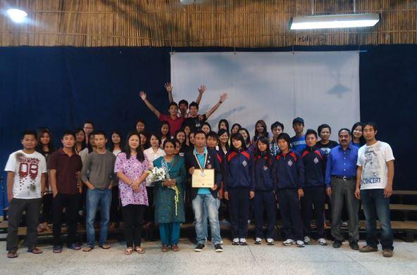 Patkai Christian College Dimapur