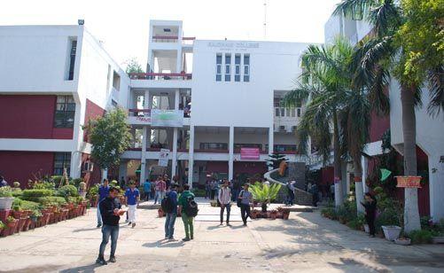 Rajdhani College West