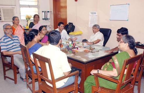 Seth Anandaram Jaipuria College Kolkata