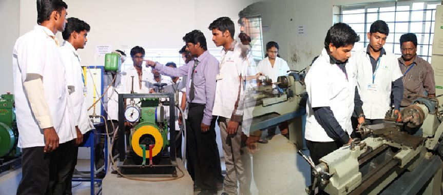 Jnn Institute Of Engineering (JNNIE) Tiruvallur